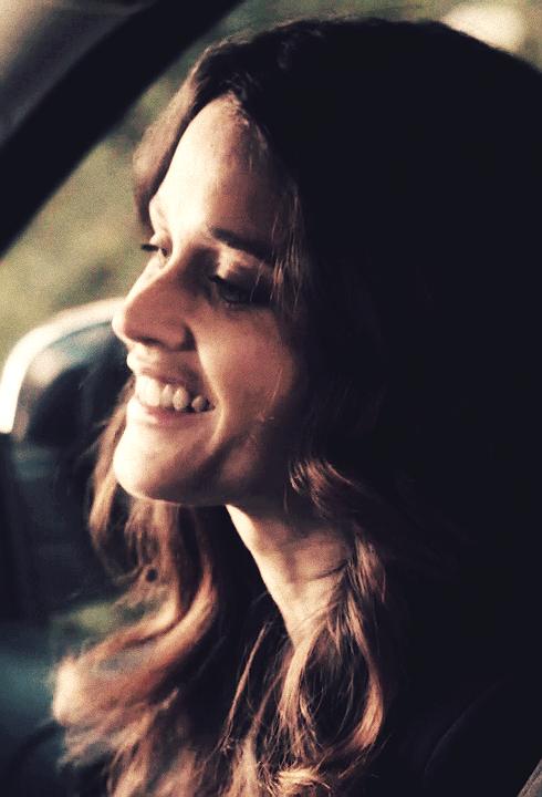 Une Teresa aussi belle et souriante ça mérite un article, non ?