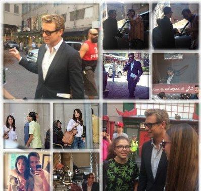 Photos de tournage/infos et anecdote sur la saison 7