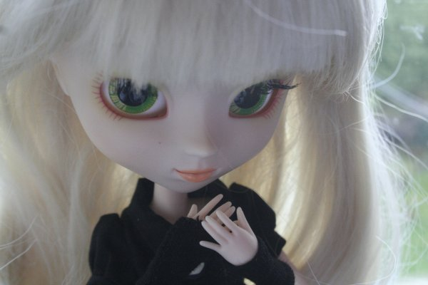 My second doll,Capucine