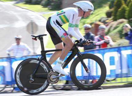 Luke Durbridge, le futur Cancellara du contre-la-montre ?