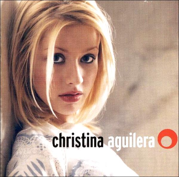 """- PREMIER ALBUM DE CHRISTINA AGUILERA -  """" Christina Aguilera """" -"""