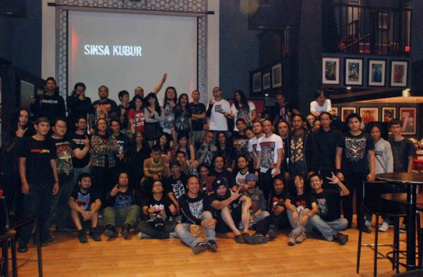 INDONESIAunderground>>>BENEFIT events for Ucok DIVINE