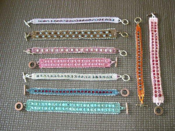 2986 / bracelets ande