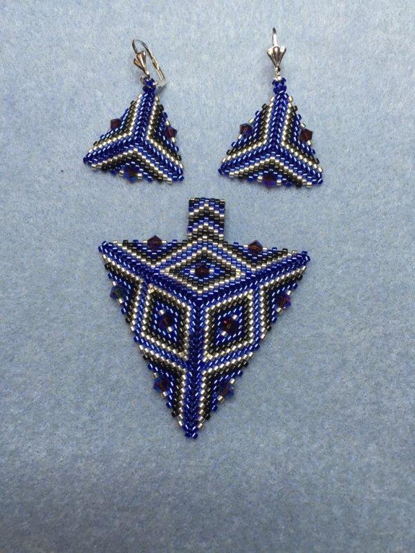3063 parure de bijoux