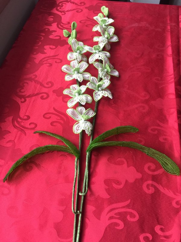3078 une orchidée pour décoration de mariage