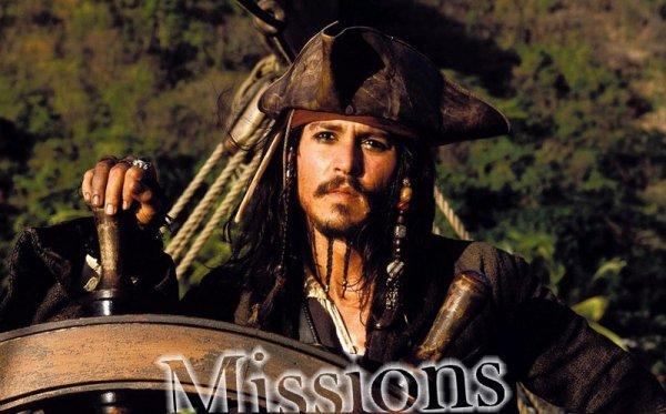 ★ Quelques Missions ★