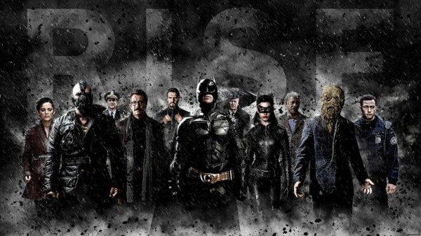 ★ The Dark Knight Rises ★
