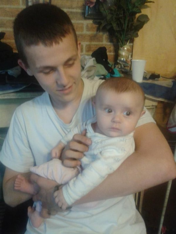 ma niece ema qui avait quelque mois