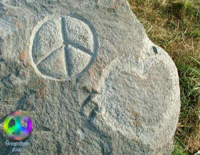 graver dans la roche