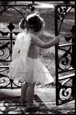 l'ange du bien qui rentre au paradis