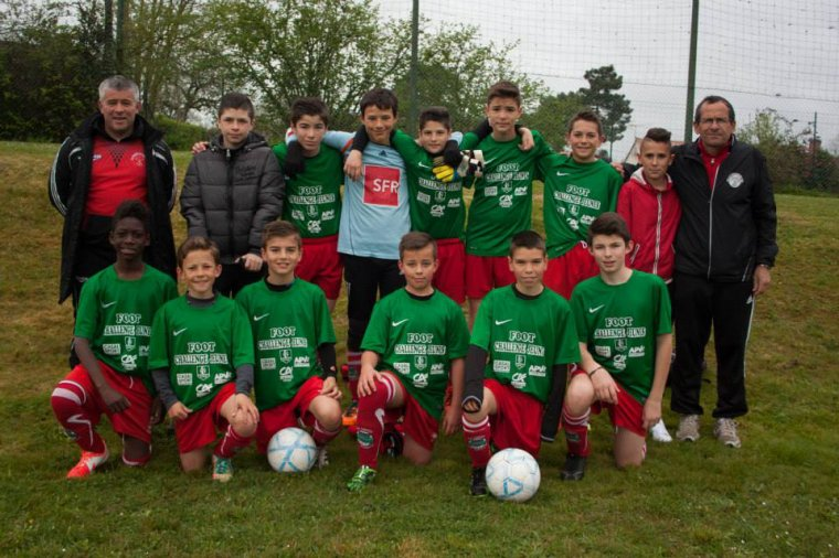 Coupe de Vendée / Pronostics / U13