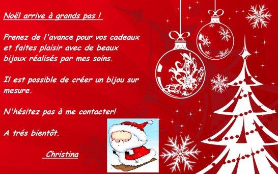 C'est bientôt Noël !!!!