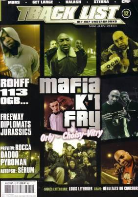 8-p  MaFiA K1 FrY  8-p  et le goupe 113 8-p