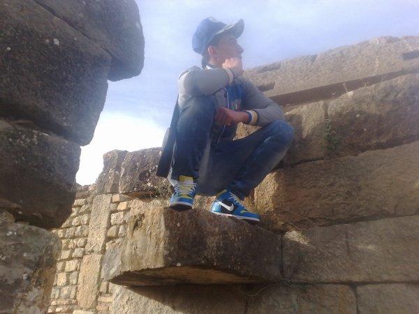 moi au djmila (setif) 21/12/2010.