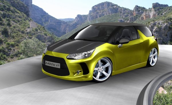 citroen ds3 virtual tuning virtual tuning14. Black Bedroom Furniture Sets. Home Design Ideas