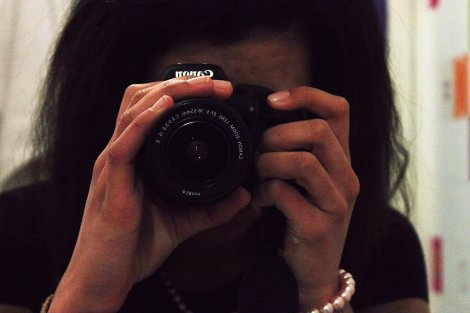 Il faut aimer la solitude pour être photographe..