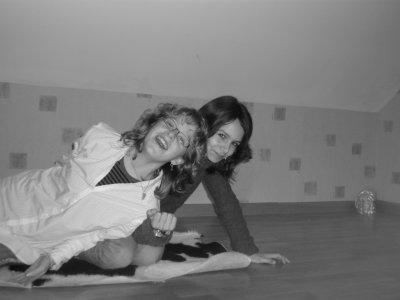 """Gwendoline &"""" Me :)"""