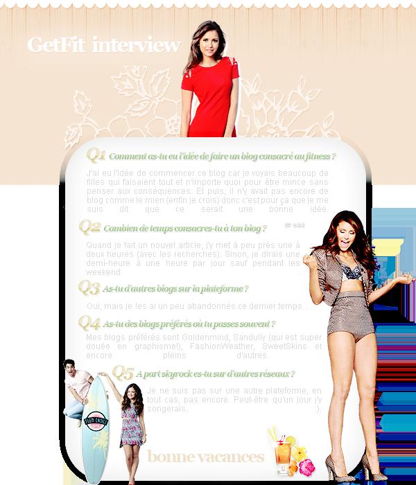 GetFit interview