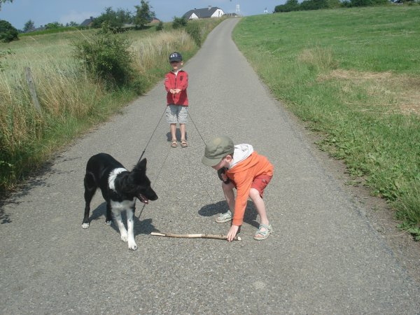 Juillet .... ha !! les vacances des petits à Rochefort!!!