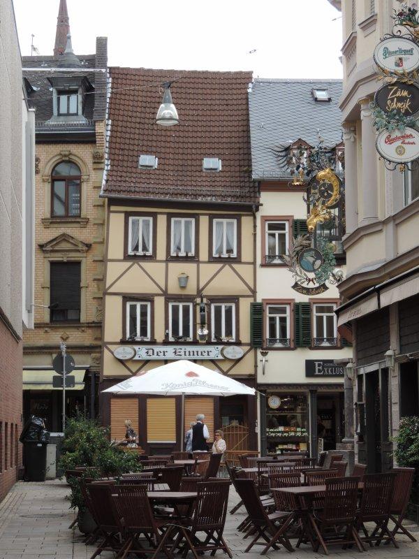 Petite halte à Wiesbaden au retour !