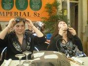 Choute & moii en Espagne