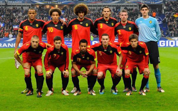 ALLEZ La Belgique - ALLEZ les Diables Rouges