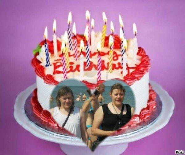 ma soeur et moi   nontre anniversaire  aujourd hui  mdrr