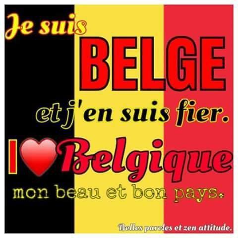 ho oui je sui tre fier détre belge
