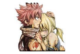 Nos couples dans fairy tail !!!