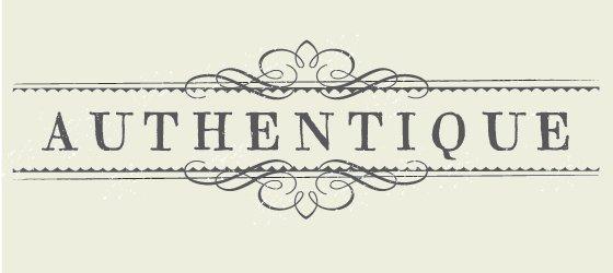 Authentiques