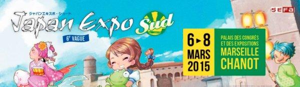 JAPAN EXPO SUD MARSEILLE !!!!!!