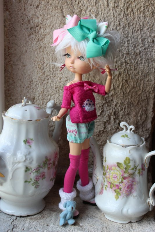 custom Lila Doll
