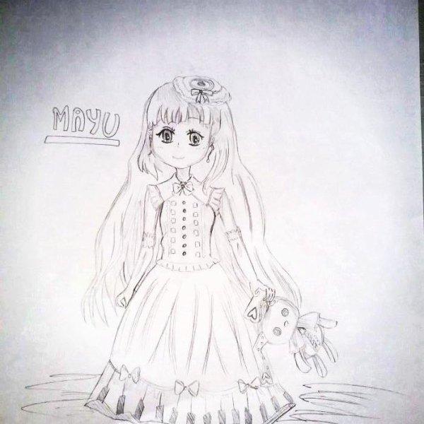 Dessin de Mayu