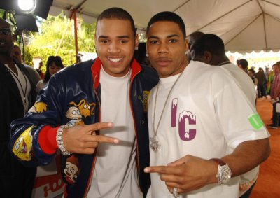 Chris Brown & Nelly
