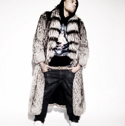 1ere photo officielle du nouvel album de Chris Brown!
