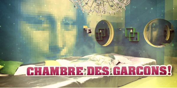 CHAMBRE DES GARCONS