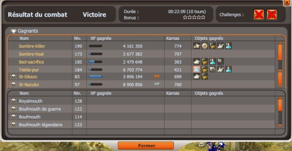 Petit article sur le up 80 de la team St