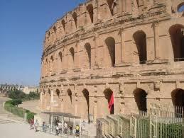 Palais Romain de lJEM Tunisie