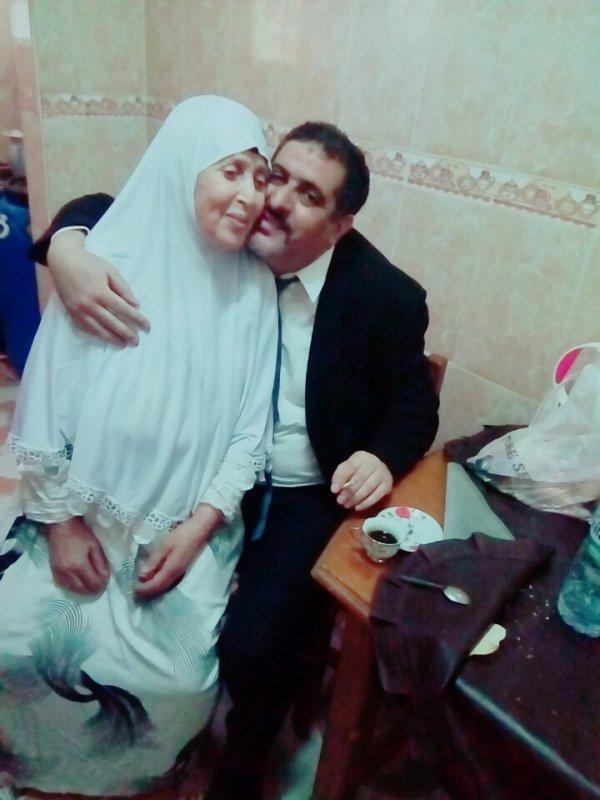 moi et Ma chère mère fatima je l'aime et je la respecte bcp