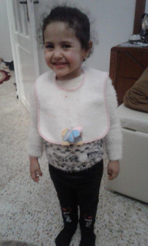 Cette belle fille est ma nièce