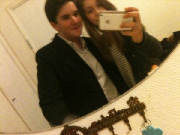Tessa & moi