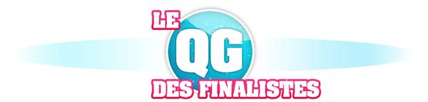 LE QG DES FINALISTES