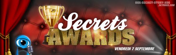 LES SECRETS AWARDS