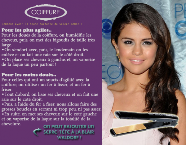 -----------------------------------------*----------Selena Gomez   On la recopie..