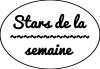 StarsDeLaSemaine