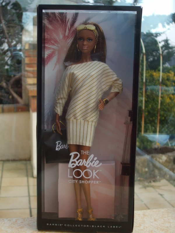 The Barbie Look