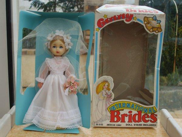 Une autre mariée, dans une autre catégorie...