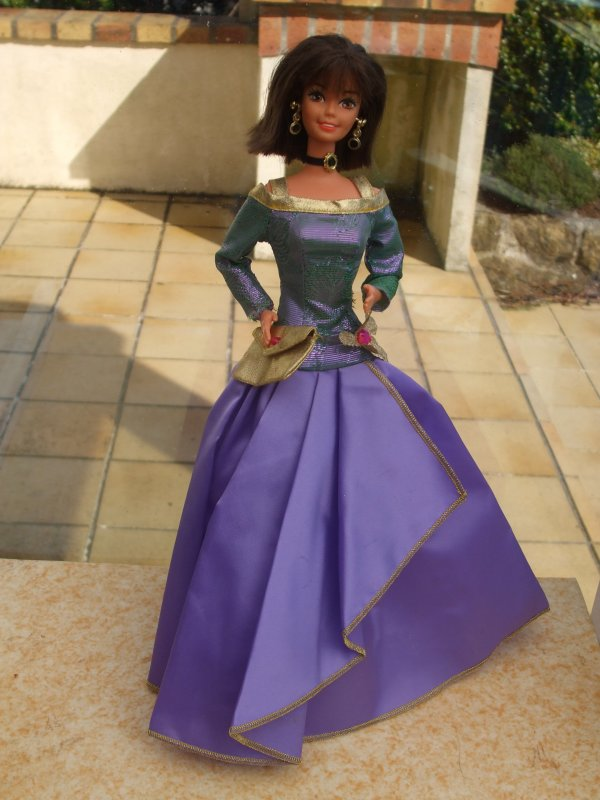 Tenue Barbie de 1995