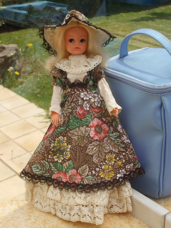 Sindy en tenue de 1979