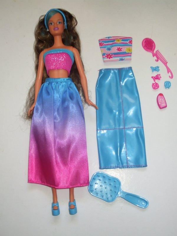 Barbie en 2002